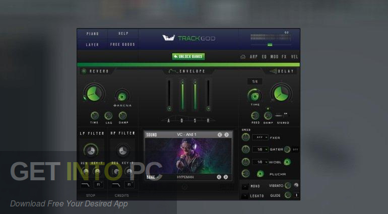TrackGod VST Standalone Installer Download-GetintoPC.com