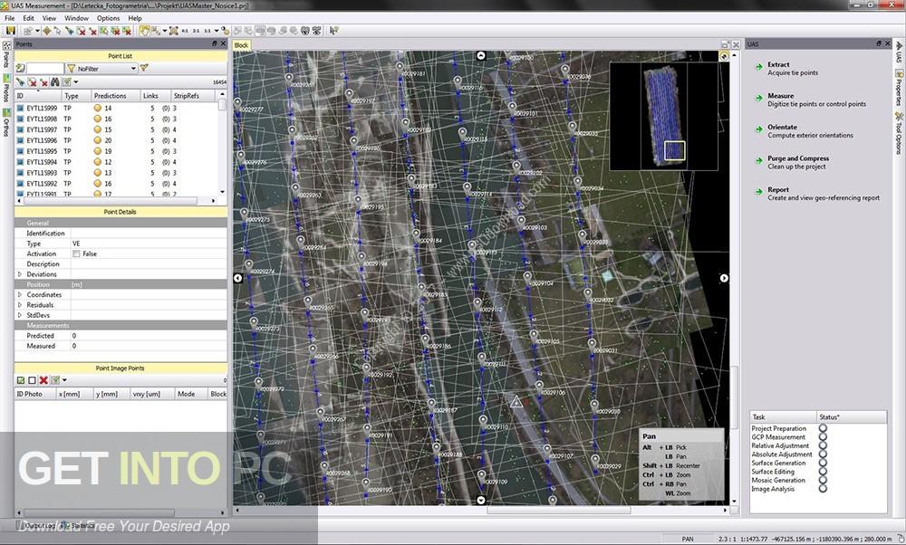 Trimble Inpho UASMaster Standalone Installer Download-GetintoPC.com