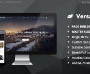 Versatile v1.3.1 – Responsive Multi-Purpose WP Theme
