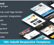 WP Lead Capturing Pages - WordPress Plugin