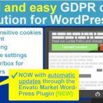 WeePie Cookie Allow WordPress Plugin