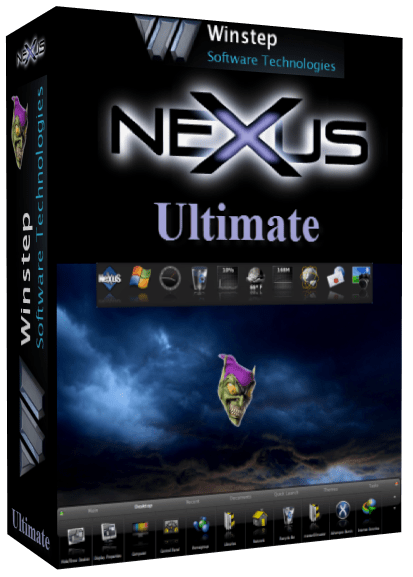 Winstep Nexus Ultimate Free Download