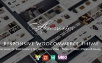 WooAccessories v1.2 – Responsive WordPress Theme