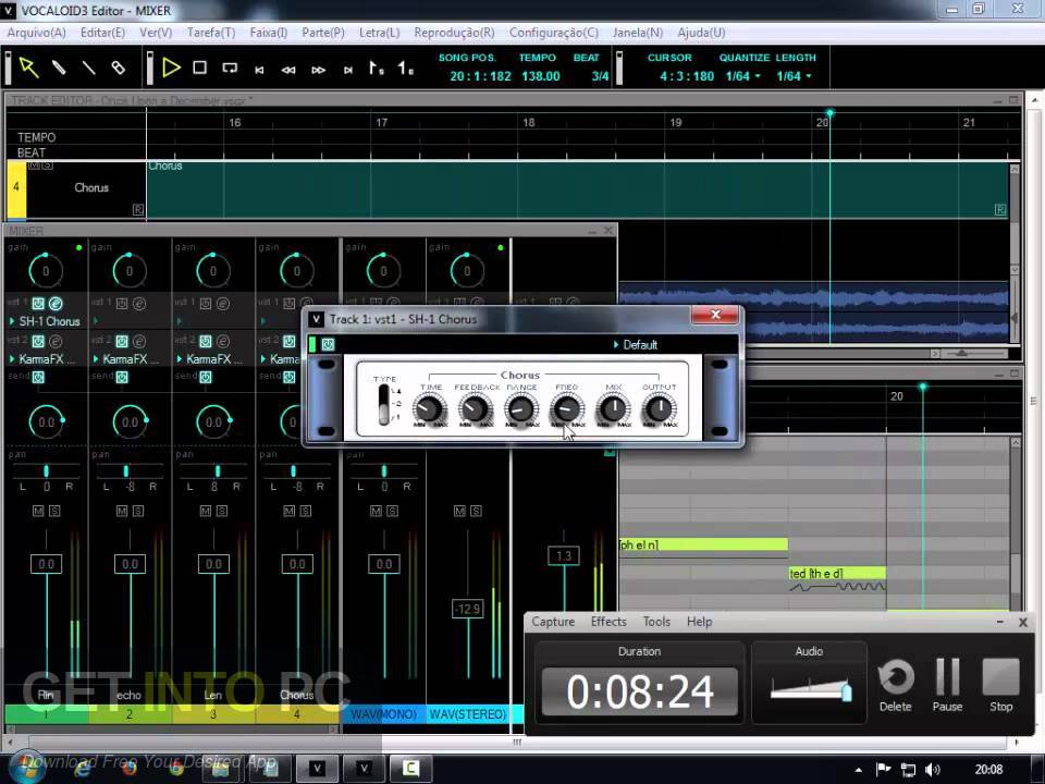 Yamaha Vocaloid 5.0.3 + VSTi standalone library Latest version Download-GetintoPC.com