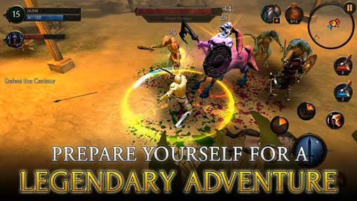 Arcane Quest Legends Apk