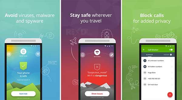 AVAST Mobile Security & Antivirus Apk