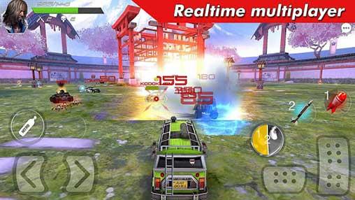 Cars Battle Royal: Overload Apk