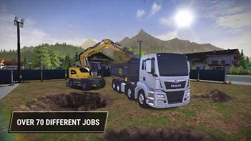 Construction Simulator 3 Apk