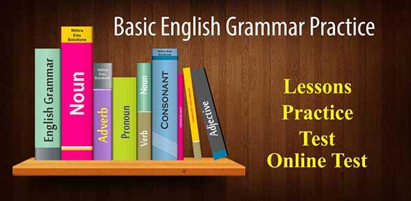 Offline English grammar book