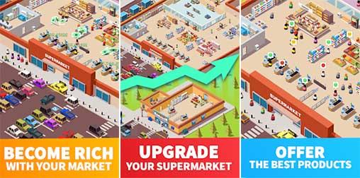 Single Supermarket Tycoon Apk