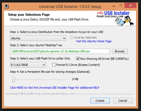 free bootable usb software