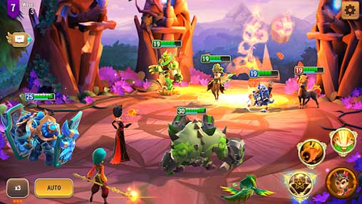 Might and Magic: Guardians of the Elements Apk