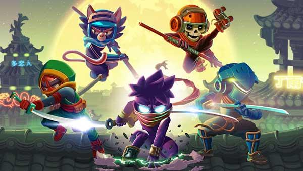 Ninja Dash Run Mod