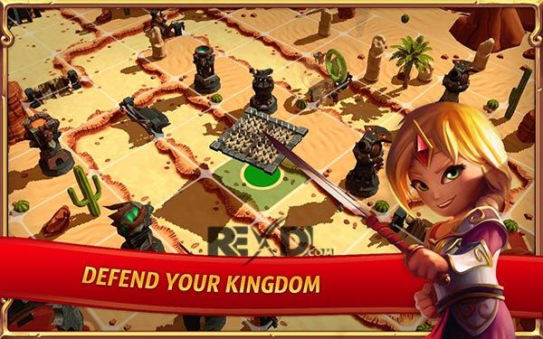 Royal Revolt 2 Apk