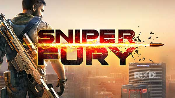 Android Sniper Fury
