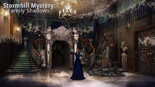 Stormhill's Mystery: Family Shadows