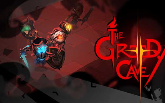 Greedy Cave 2: The Gate of Time
