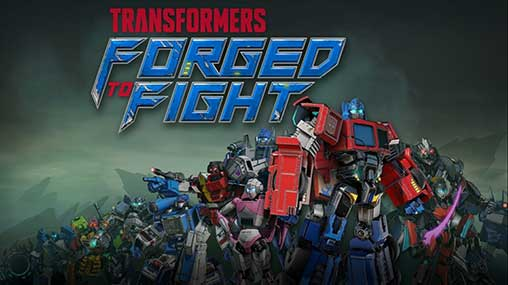 Transformers forged into battle