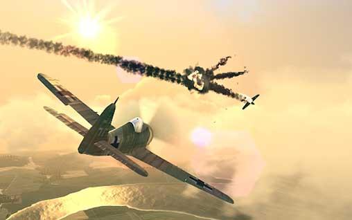 Combat aircraft: WW2 Dogfight Apk