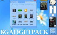 8GadgetPack 29.0 Free Download [Final]