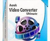 Acrok Video Converter Ultimate 6.5.101.1228 + Portable