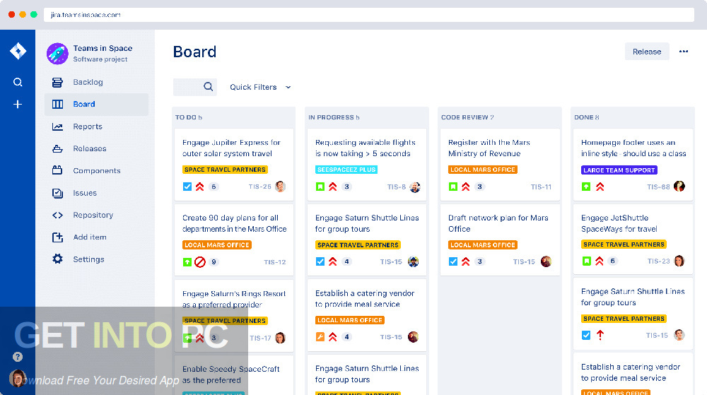 Atlassian JIRA 2019 Direct link Download-GetintoPC.com