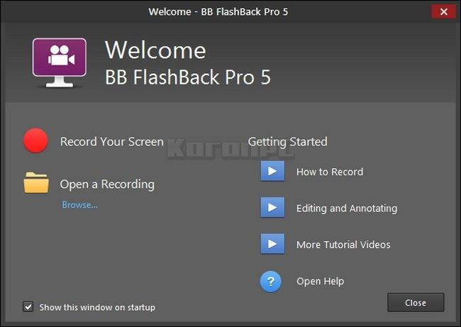 BB FlashBack 5
