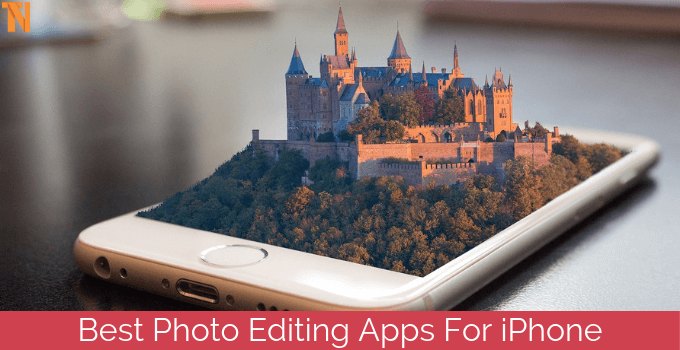 best photo editing apps for iphone