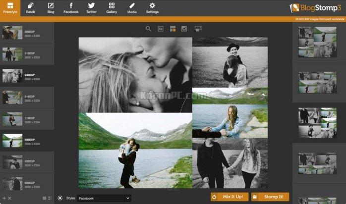 BlogStomp Full Version