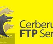 Cerberus FTP Server Enterprise 2019 Free Download-GetintoPC.com
