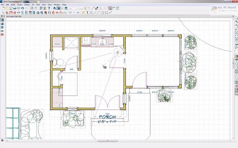 Chief Architect Home Designer Pro 2020 21.2 Free Download