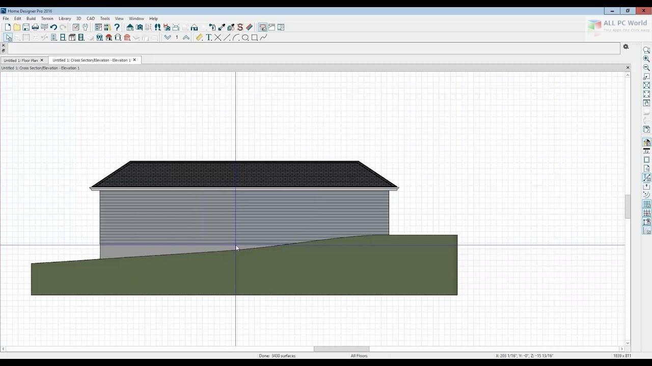 Chief Architect Home Designer Pro 2020 21.2