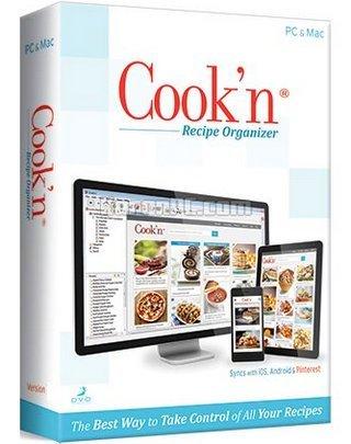 Download the Recipe Organizer Full software.