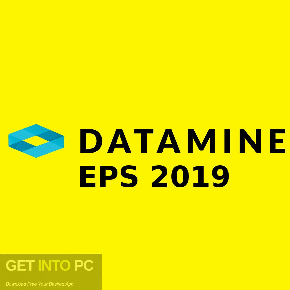 Datamine EPS 2019 Free Download - GetintoPC.com