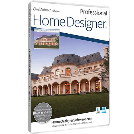 Download Home Architect Home Designer Pro 2020 21.2 Free