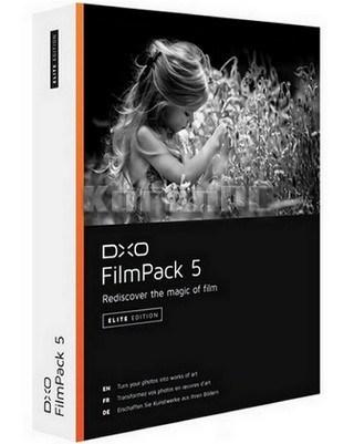 Download DxO FilmPack Elite 5 Full