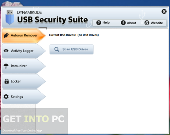 Dynamikode USB Security Suite Download Latest Version
