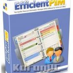 EfficientPIM Pro 5.60 Build 547 + Portable [Latest]
