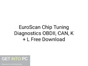 Euroscan-Chip-Tuning-Diagnostics-OBDII-CAN-K + L-Offline-Installer-Download-GetintoPC.com