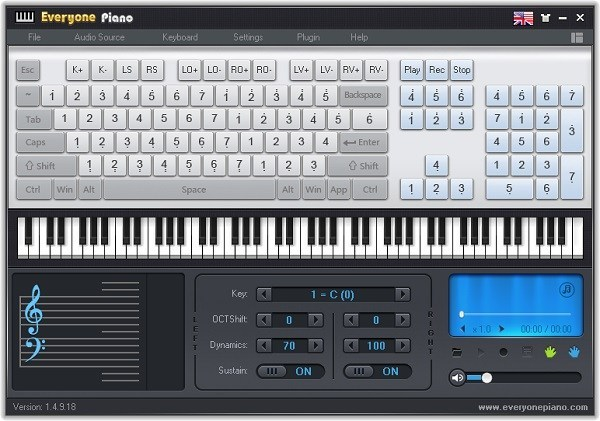Download all piano software