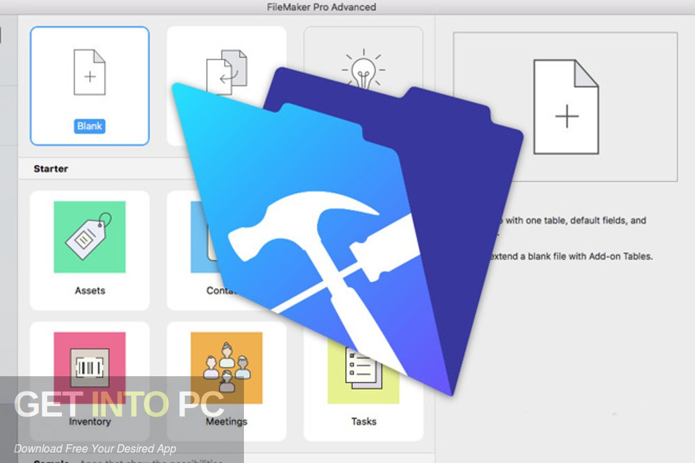 FileMaker Pro 2019 Free Download - GetintoPC.com