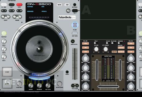 Download direct link FutureDecks DJ Pro
