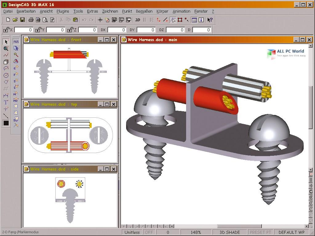 IMSI DesignCAD 3D Max 2018 v27.0