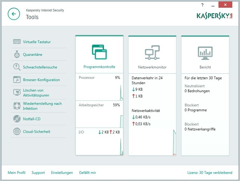 Kaspersky Internet Security 2019 Download the latest version