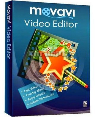 Download Movavi Video Editor in full.