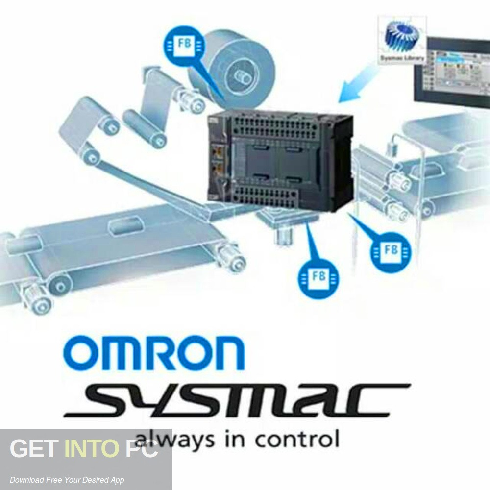 Omron Sysmac Studio 2017 Free Download - GetintoPC.com