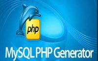 PHP Generator 2019 for MySQL Professional Free Download-GetintoPC.com