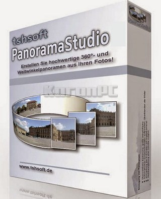 Download PanoramaStudio Pro completely