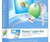 Rohos Logon Key 4.1 Free Download