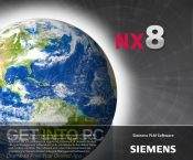 SIEMENS PLM NX 8 32 64 Bit + English Documentation Free Download-GetintoPC.com